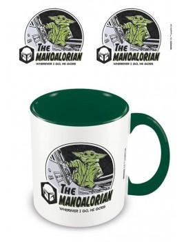 THE MANDALORIAN - WHERE I...