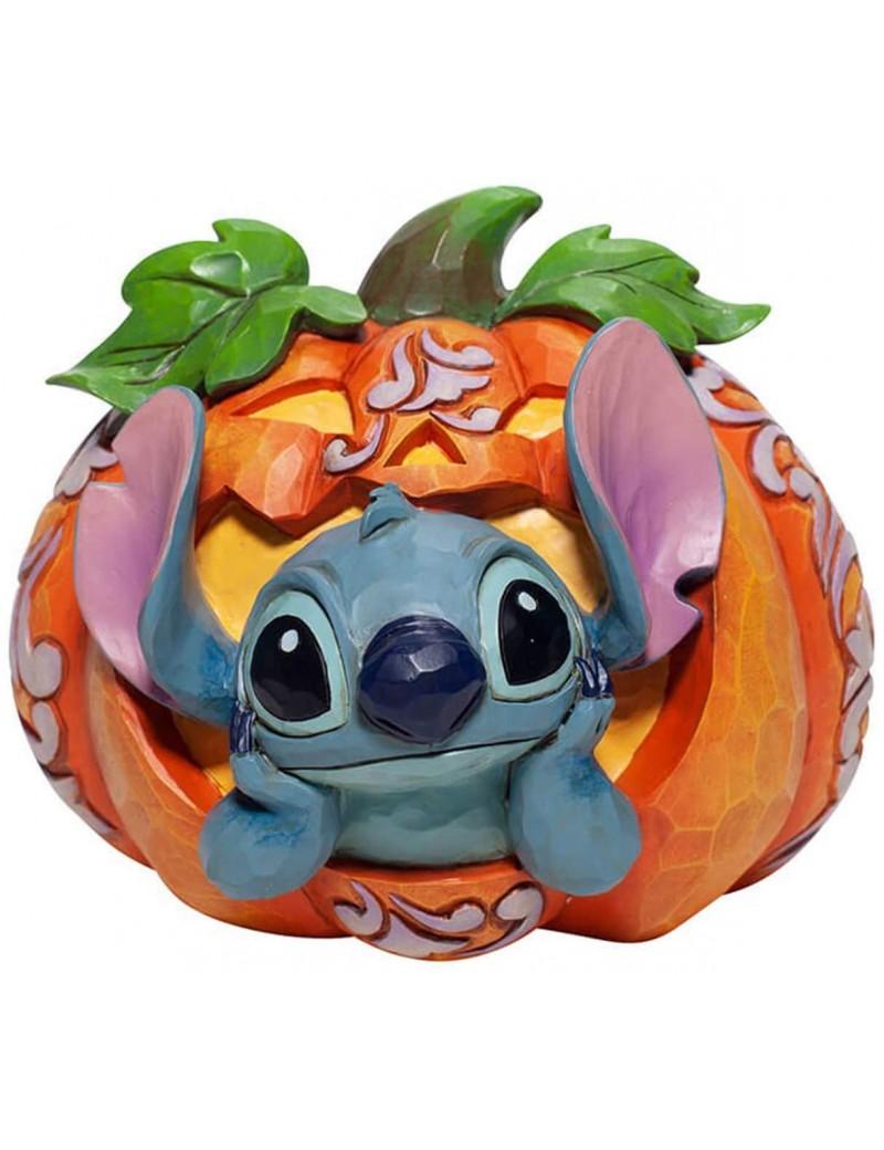 Disney Stitch O' Lantern Figurine