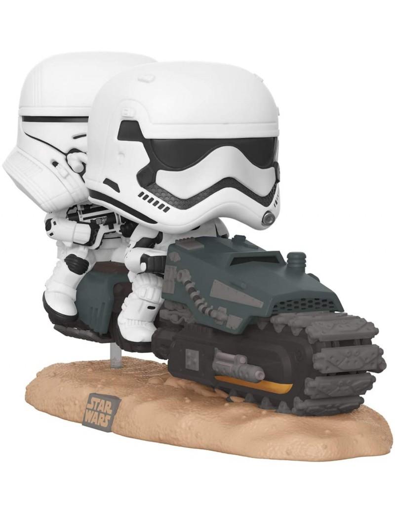 Star Wars - Ep. 9 - Funko POP! - n°320 Movie Moment First Order Tread Speeder