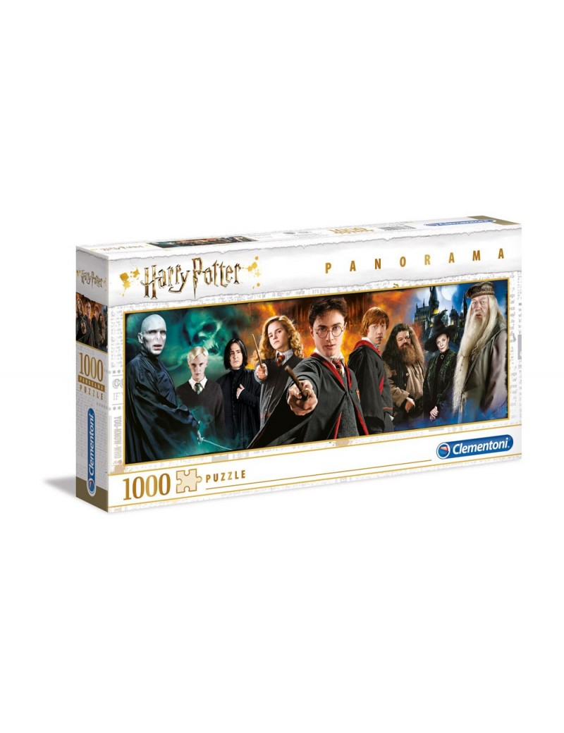 HARRY POTTER - Puzzle 1000P - Characters - PANORAMA