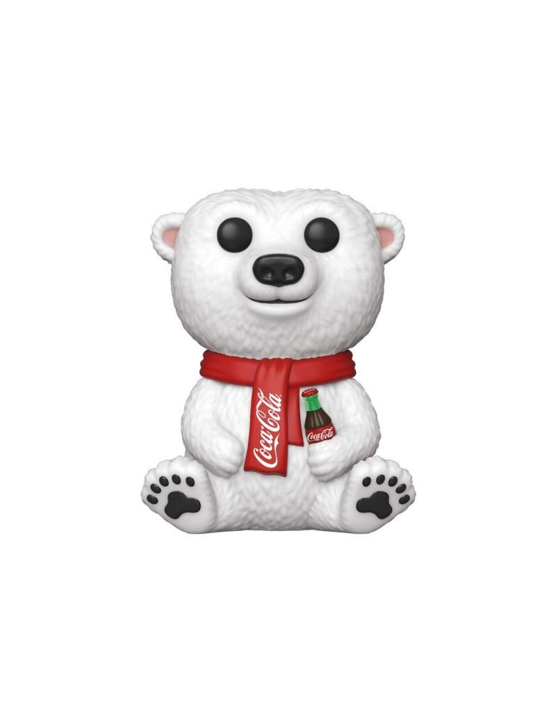 COCA-COLA - BOBBLE HEAD POP N° 58 - POLAR BEAR