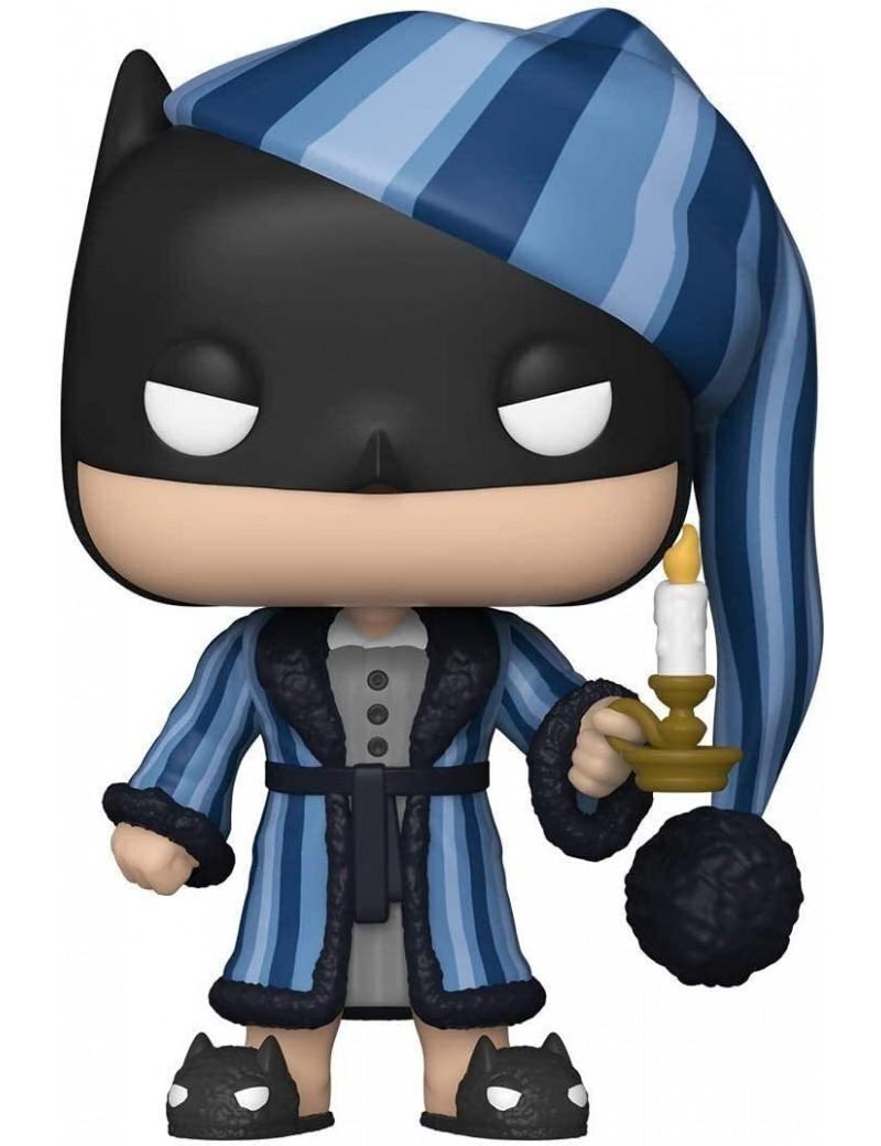 DC COMICS - BOBBLE HEAD POP N° 355 - HOLIDAY SCROOGE BATMAN