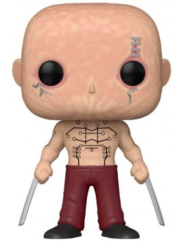 MARVEL - BOBBLE HEAD POP N°...
