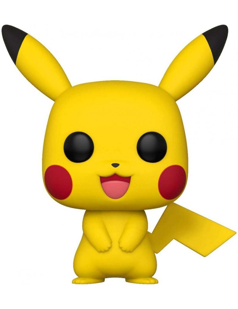 POKEMON - Funko POP N° 353 - Pikachu