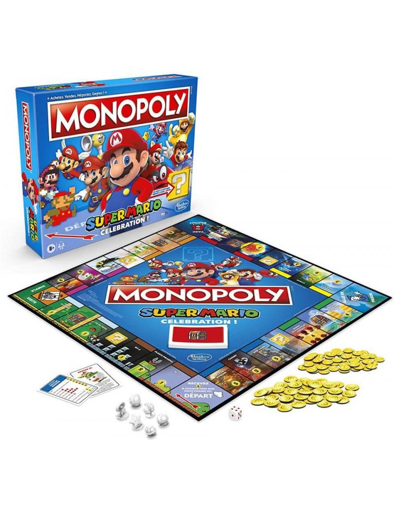 NINTENDO - Monopoly - Super Mario Celebration 'FR'