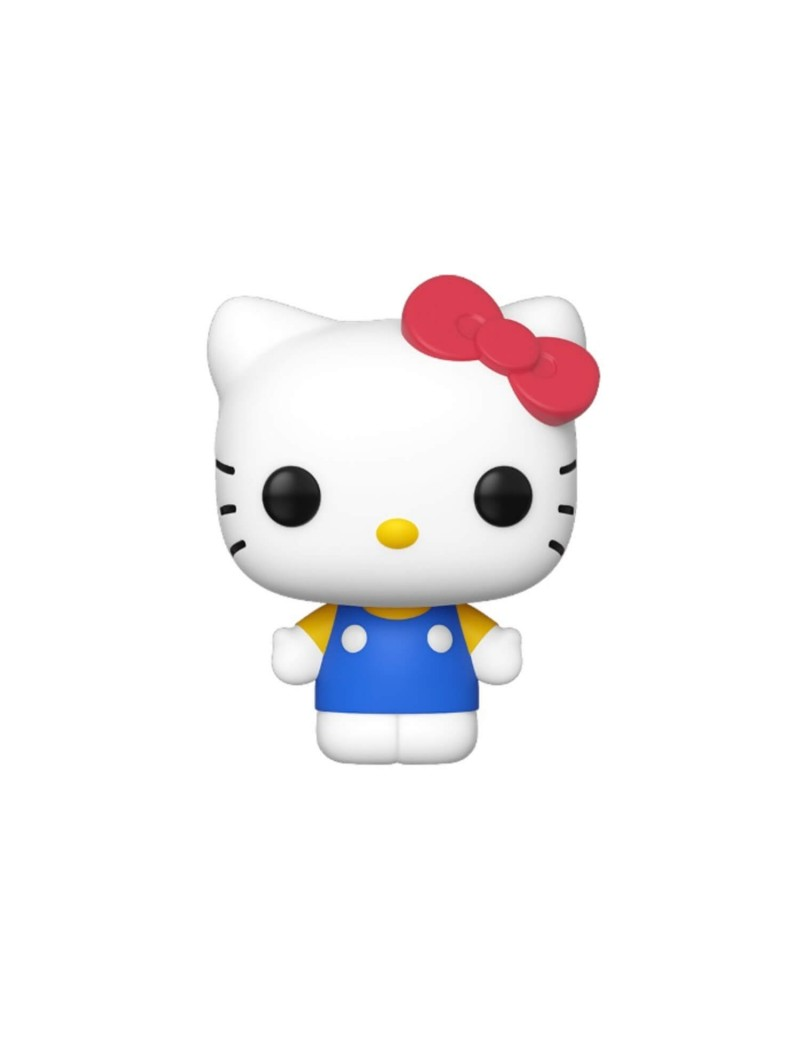 HELLO KITTY - Bobble Head POP N° 028 - Classic Hello Kitty
