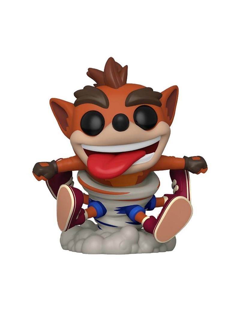 GAMES - Bobble Head POP N° 532 - Crash Bandicoot - Crash Bandicoot