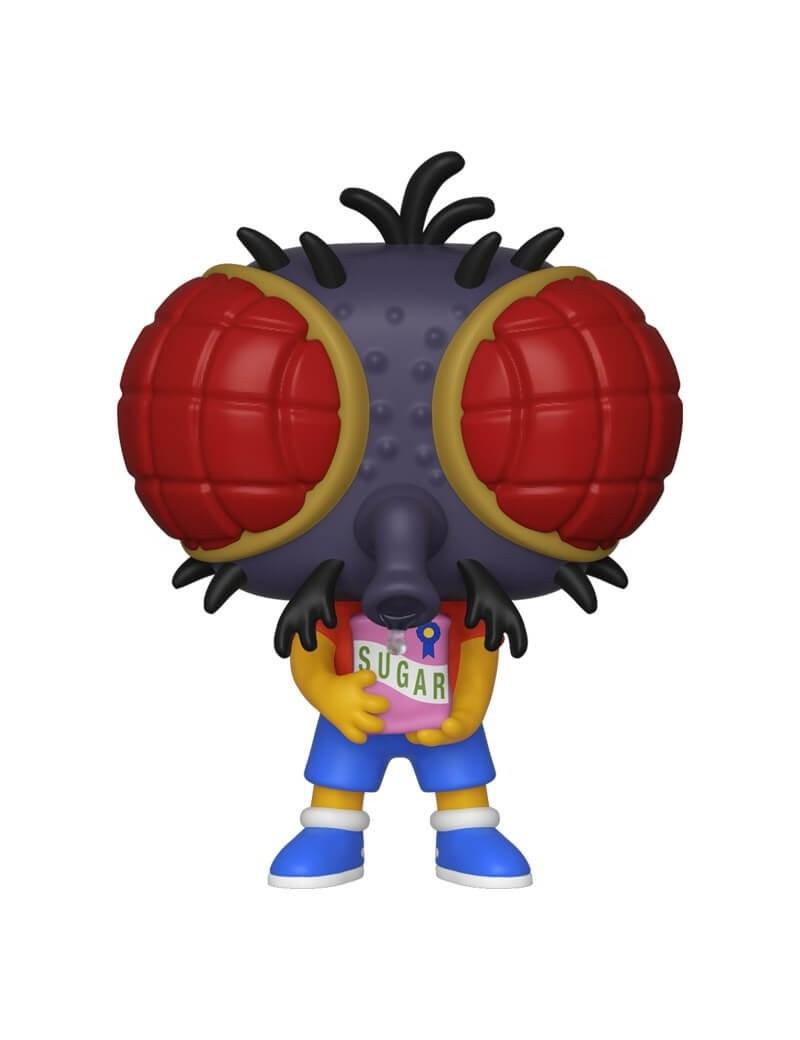THE SIMPSONS - Bobble Head POP N° 820 - Fly Boy Bart