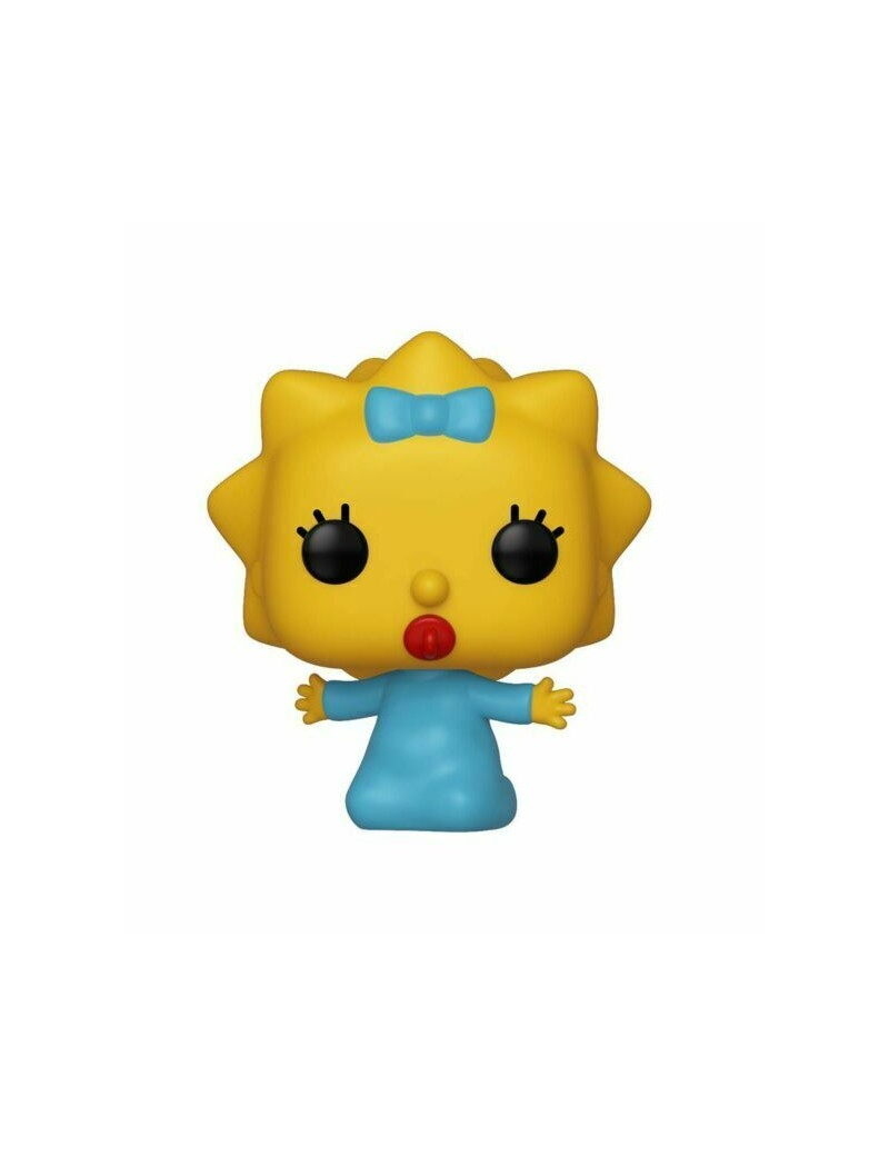 THE SIMPSONS - Bobble Head POP N° 498 - Maggie