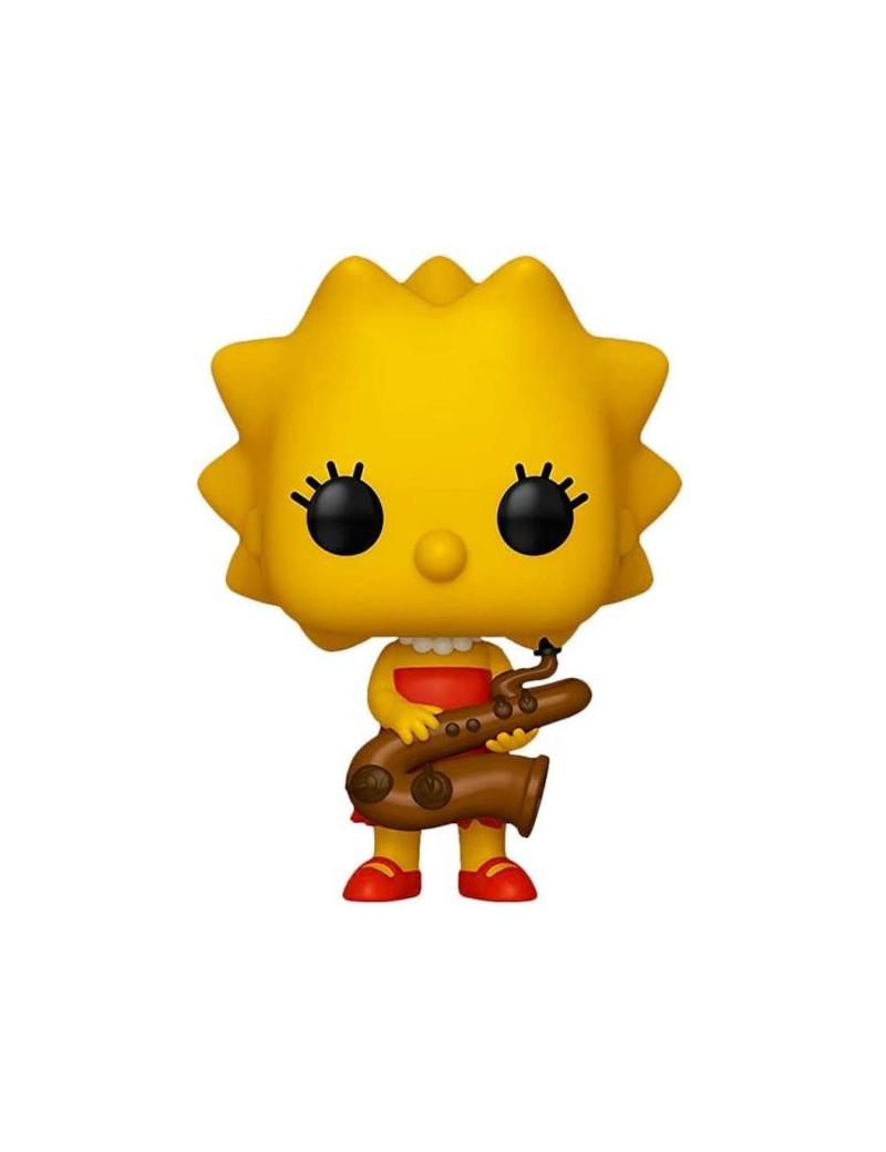 THE SIMPSONS - Bobble Head POP N° 497 - Lisa