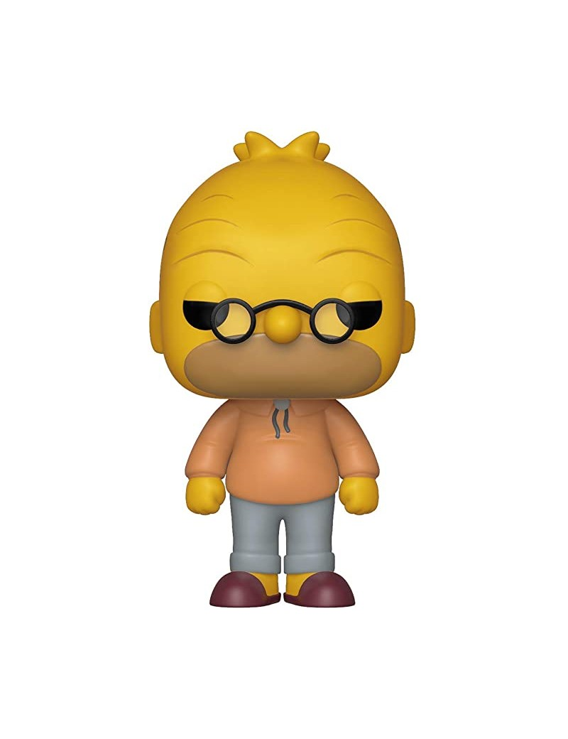 THE SIMPSONS - Bobble Head POP N° 499 - Abe