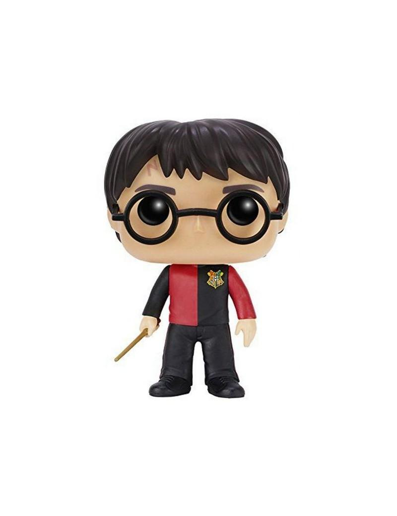 HARRY POTTER - Bobble Head POP N° 10 - Triwizard Harry Potter