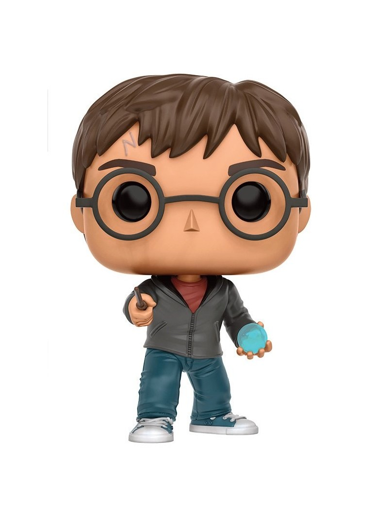 HARRY POTTER - Bobble Head POP N° 32 - Harry Potter with Prophecy