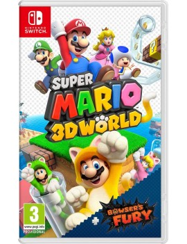 Super Mario 3D World +...