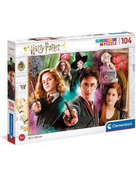 HARRY POTTER - Puzzle 104P...
