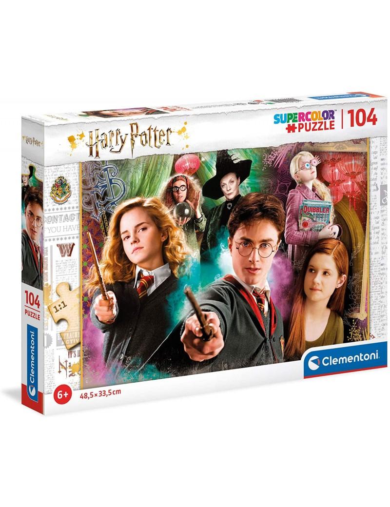 HARRY POTTER - Puzzle 104P Kids - pour enfants