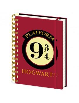 HARRY POTTER - Platform 9...