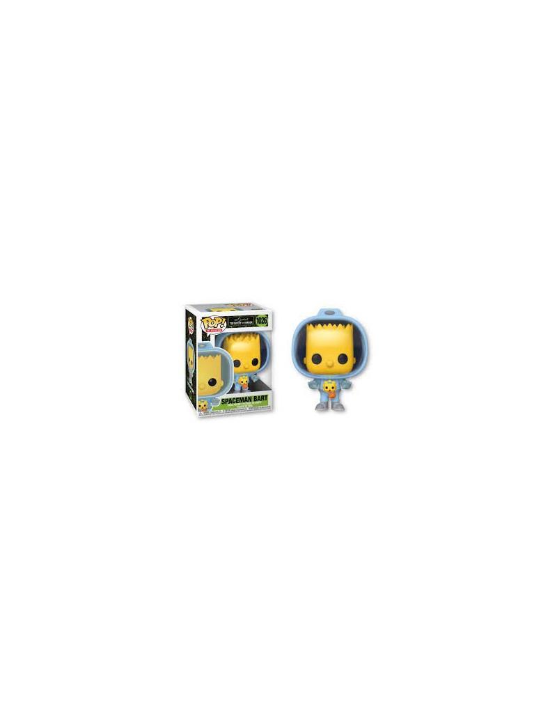 THE SIMPSONS - Bobble Head POP N° 1026 - Spaceman Bart