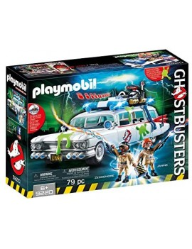 GHOSTBUSTERS - voiture-...