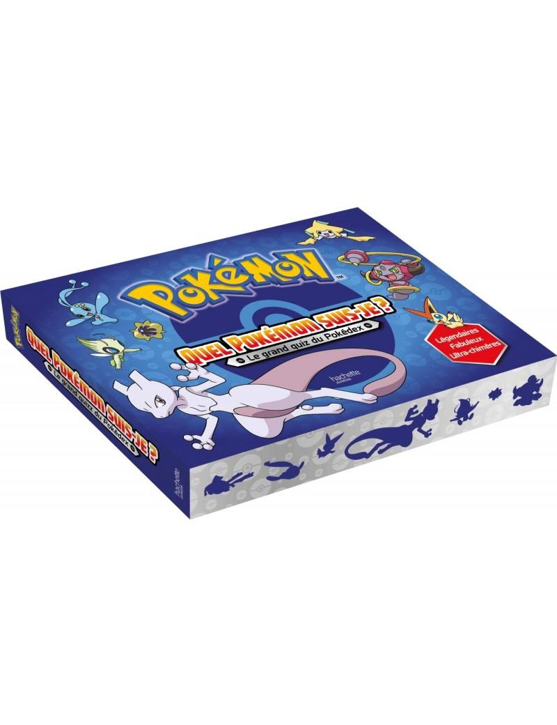 POKEMON - Quel Pokémon suis-je ?