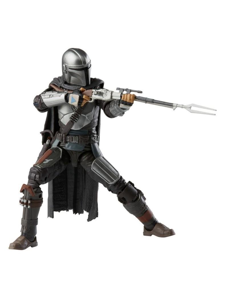 STAR WARS - The Mandalorian - Figurine Black Series 15cm