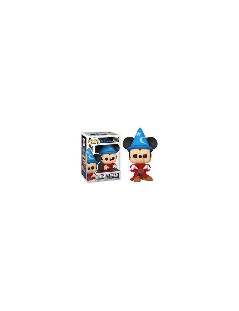 DISNEY FANTASIA 80TH - Bobble Head POP N° 990 - Sorcerer Mickey