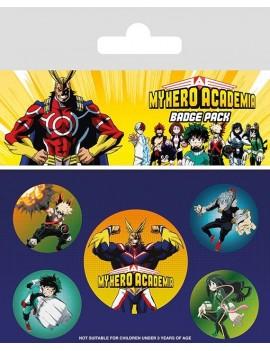 MY HERO ACADEMIA - Pack 5...