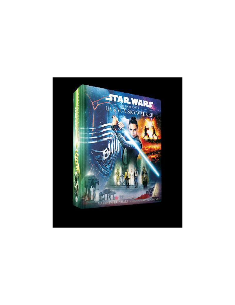 Star Wars - La saga Skywalker - Le livre pop-up
