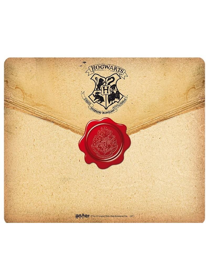 HARRY POTTER - Lettre Poudlard - Tapis de souris '23.5x19.5cm'
