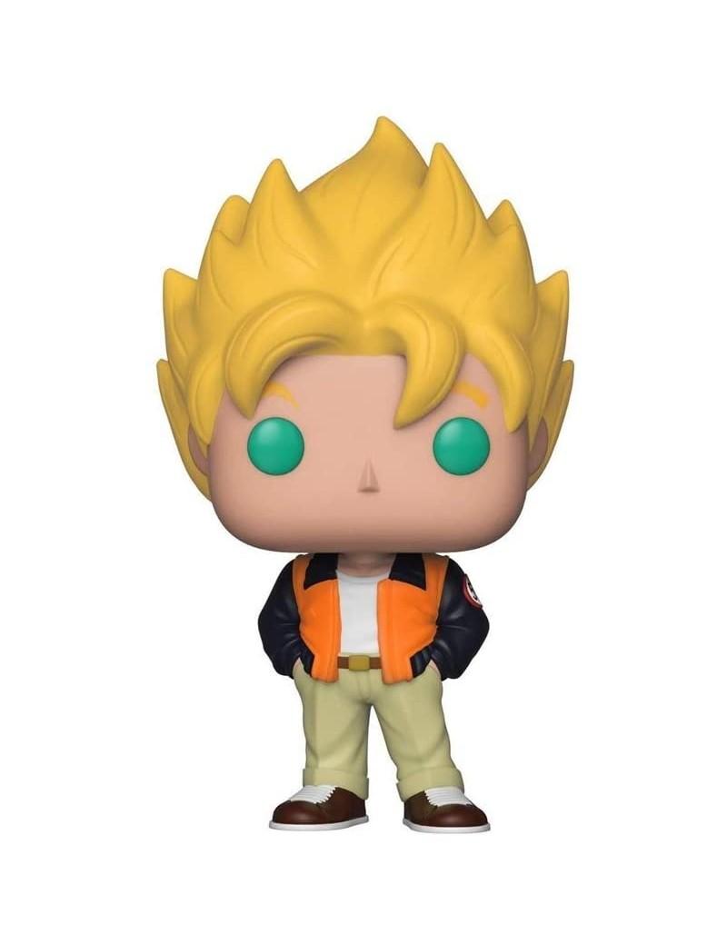 DRAGON BALL Z - Funko POP N° 527 - Casual Goku