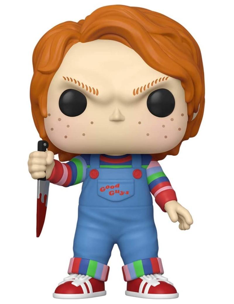 "CHILD'S PLAY 2 - Bobble Head POP N° 973 - Chucky 10"" Super Sized"