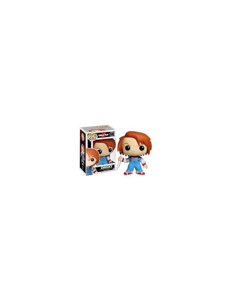 MOVIE - Bobble Head POP N° 56 - Chucky (Child's Play)