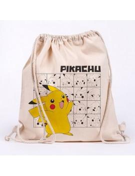 POKEMON - Pikachu - Sac en...