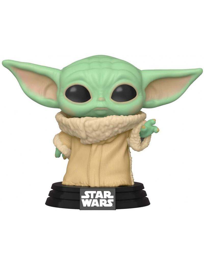 Bébé Yoda - STAR WARS - Funko pop N° 368 - MANDALORIAN - THE CHILD