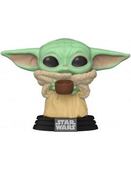 Bébé Yoda avec tasse - STAR...