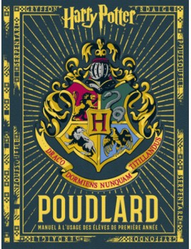 HARRY POTTER - Poudlard,...