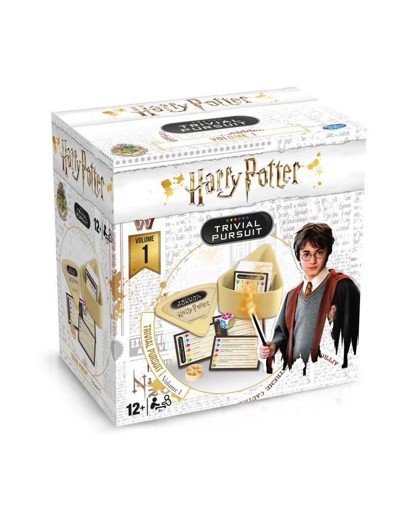 TRIVIAL PURSUIT Voyage - Harry Potter Volume 1 (FR)