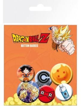 DRAGON BALL Z - Pack 5...