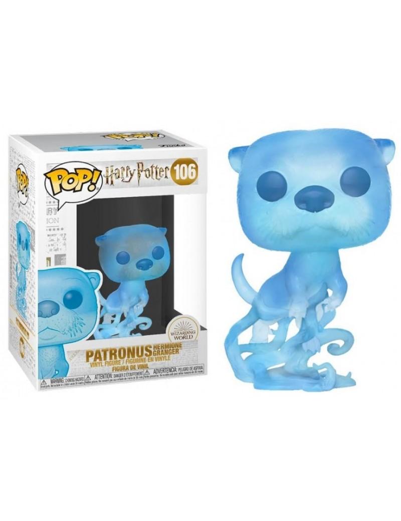 HARRY POTTER - Bobble Head POP N° 105 - Patronus 'Hermione'