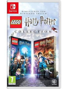 Lego Harry Potter 1-7...