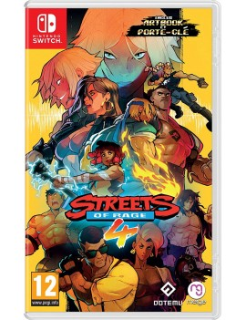 Streets of Rage 4 (Artbook...