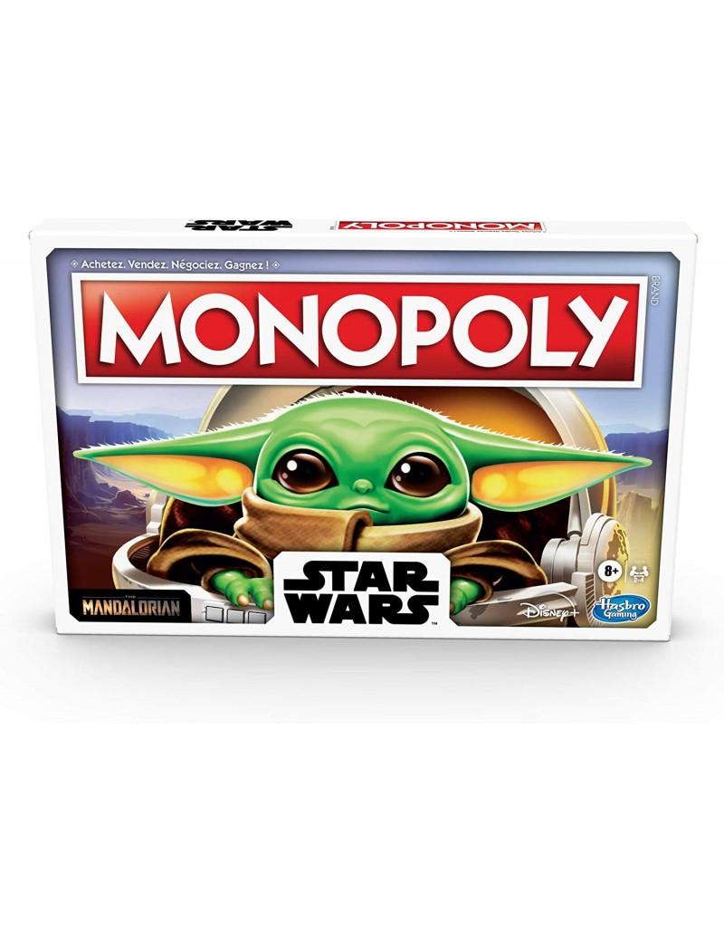 MONOPOLY - STAR WARS MANDALORIAN (FR)