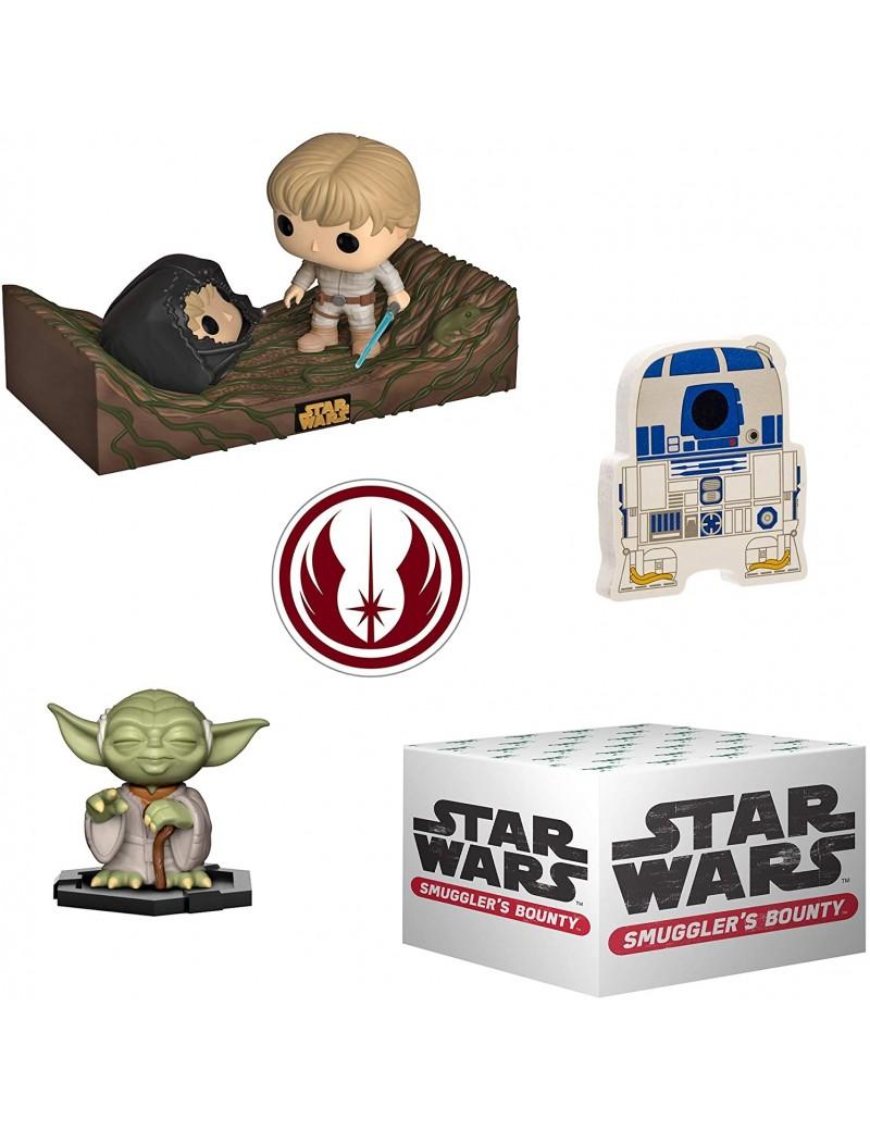 STAR WARS - Funko Star Wars Smuggler's Bounty Box, Dagobah Theme