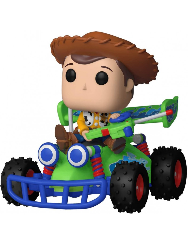 TOY STORY - POP RIDES N° 56 - WOODY WITH RC