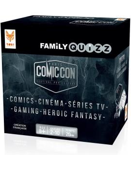 Jeu Family Quizz Comiccon