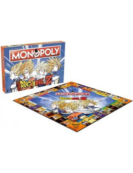 MONOPOLY - Dragonball Z (FR)