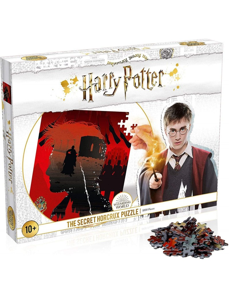 Puzzle Harry Potter - Secret Horcrux 1000 pcs